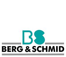 Berg und Schmid Sägetechnik logo